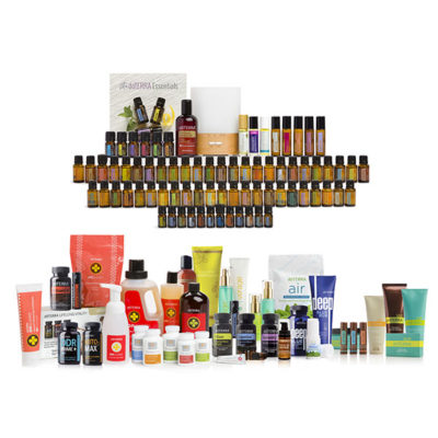 OIL STATEMENTS doTERRA Business leader kit Enrollment Starterkit