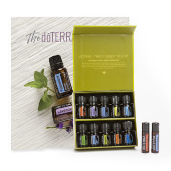 OIL STATEMENTS doTERRA Family essentials and beadlets kit Enrollment Starterkit