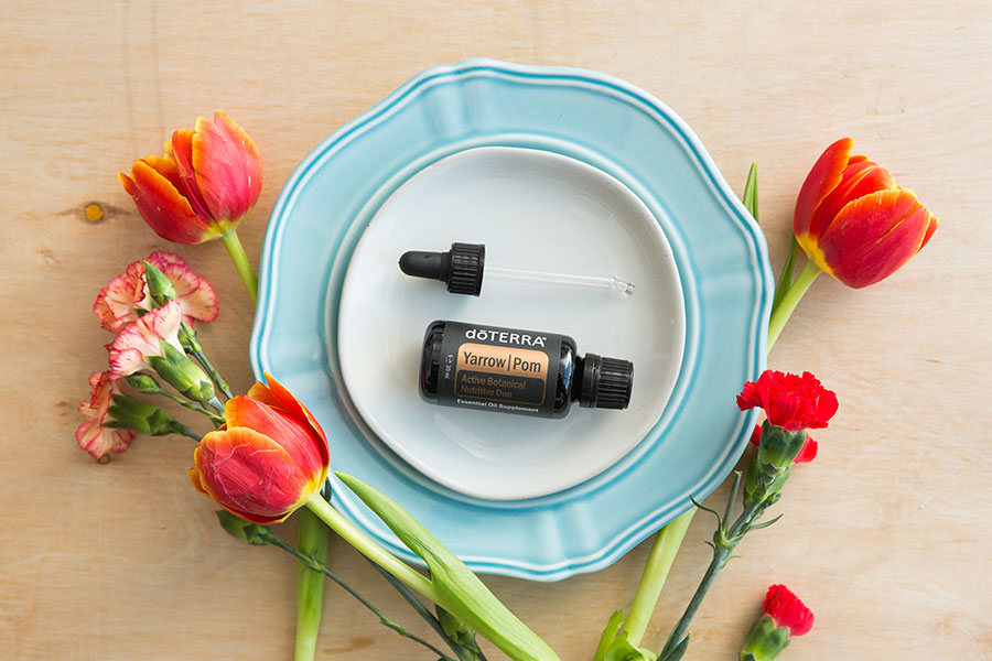 OIL STATEMENTS doTERRA Februar Aktion 2020 Monatsangebot YarrowPom
